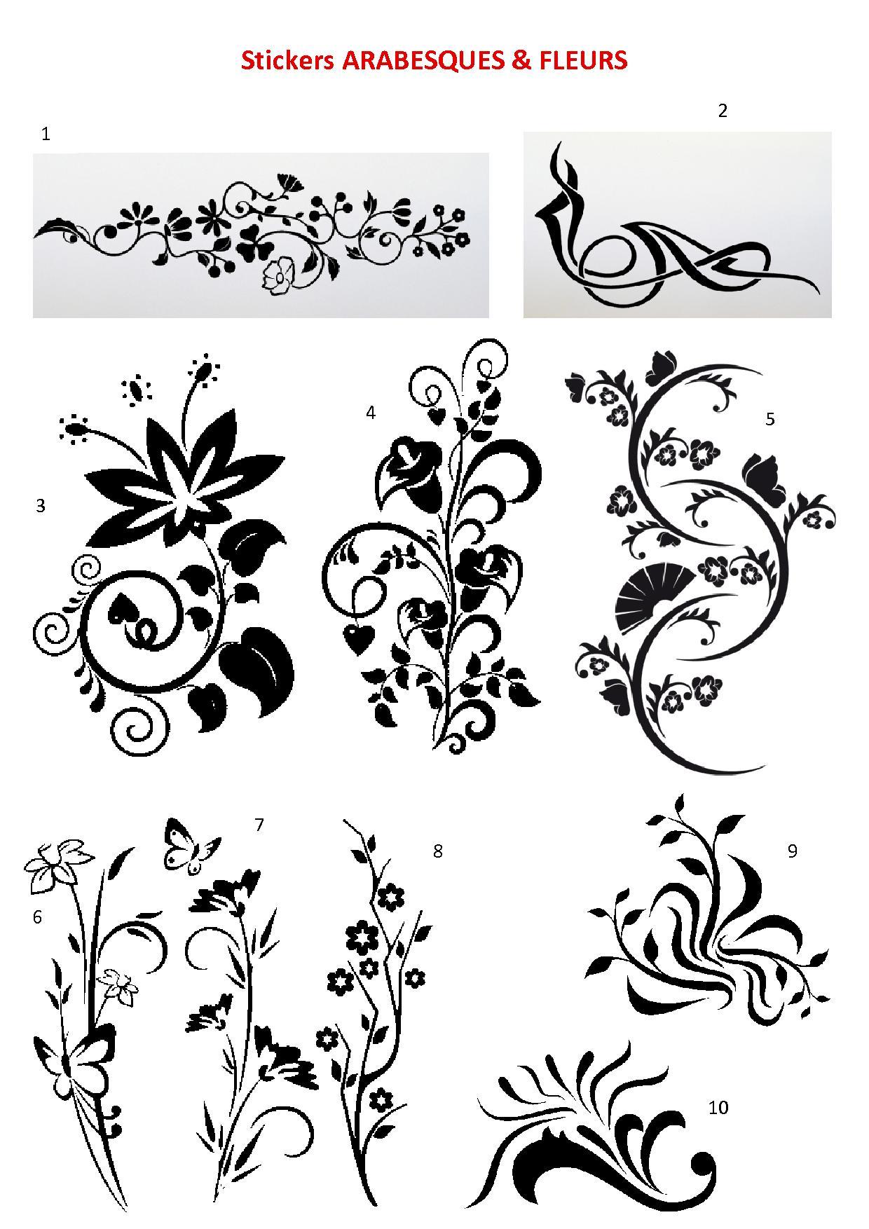 pin cheville arabesque femme motif tatouage modle tattoo. Black Bedroom Furniture Sets. Home Design Ideas